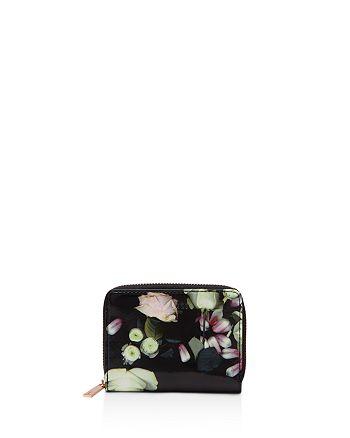 Ted Baker - Kensington Floral Mini Wallet