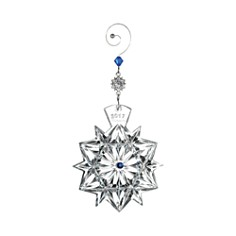 Waterford Snowflake Wishes Friendship Ornament 2017 - Bloomingdale's_0