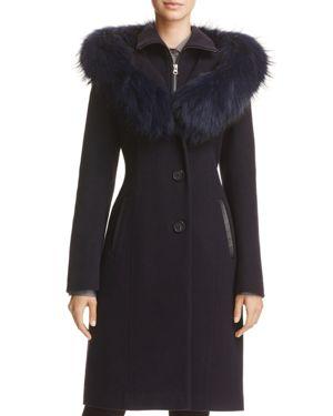 Mackage Mila Fur Trim Hooded Coat - 100% Exclusive