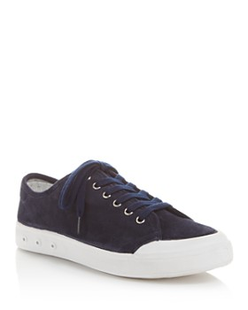 rag & bone - Women's Standard Issue Corduroy Lace Up Sneakers - 100% Exclusive