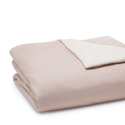 Amalia Home Collection - Stonewashed Linen Duvet Cover, King - 100% Exclusive
