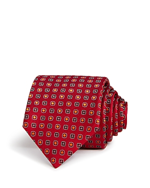 Canali Spaced Diamond Classic Tie