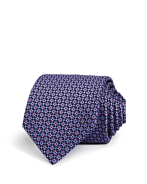 Canali Boxed Floral Classic Tie