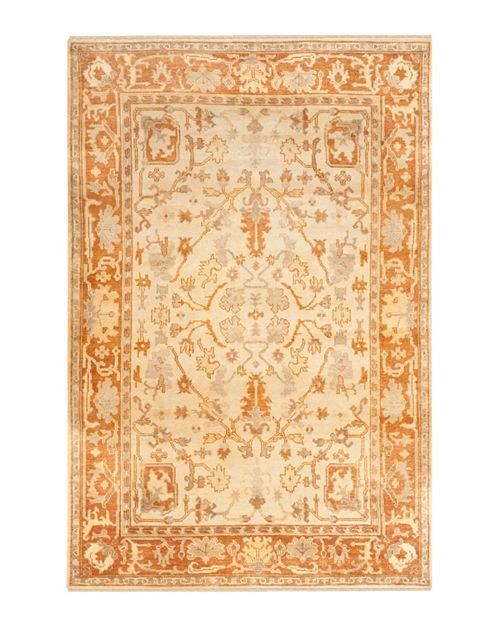 SAFAVIEH - Oushak Collection - Brunswick Area Rug, 6' x 9'