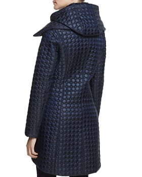 Dawn Levy - Gwen Dot Quilt Coat