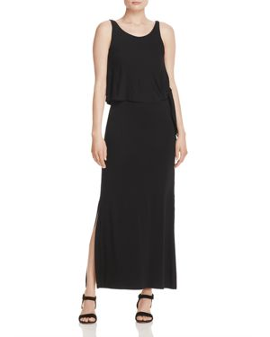 B Collection by Bobeau Side Tie Layered Maxi - 100% Exclusive