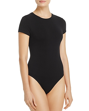 Yummie Seamlessly Shaped Crew Neck Bodysuit
