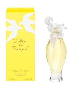 Nina - L'air du Temps Eau de Toilette Dove Bottle Spray