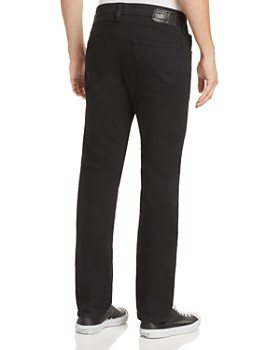 AG - Graduate New Tapered Slim Straight Fit Jeans in Sulfur True Black