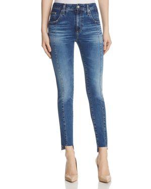 Ag Farrah Ankle Skinny Jeans in 10 Years Rhythmic Blues 2643408