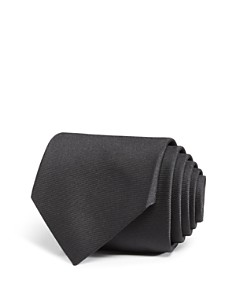HUGO Textured Solid Classic Tie - Bloomingdale's_0