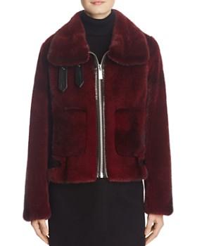 Maximilian Furs - x Michael Kors Saga Mink Fur Bomber Jacket - 100% Exclusive