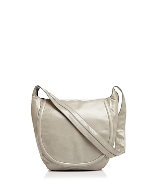 Halston Heritage Dylan Large Leather Messenger
