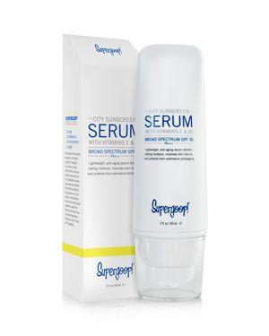 SUPERGOOP ! City Sunscreen Serum Spf 30 2 Oz/ 60 Ml