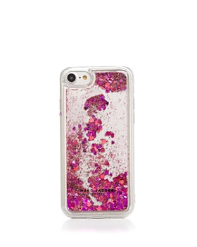 MARC JACOBS - Floating Glitter iPhone 7/8 Case