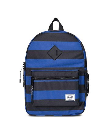 Herschel Supply Co. - Unisex Striped Heritage Youth Backpack