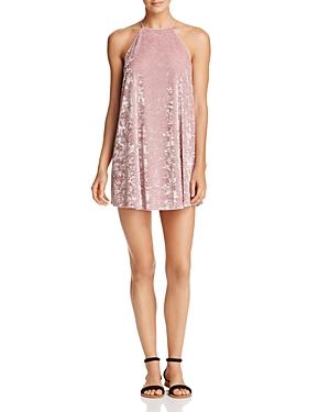 Show Me Your MuMu Velvet Gomez Dress - 100% Exclusive