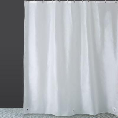 $InterDesign PEVA 10 Translucent Shower Curtain Liner - Bloomingdale's