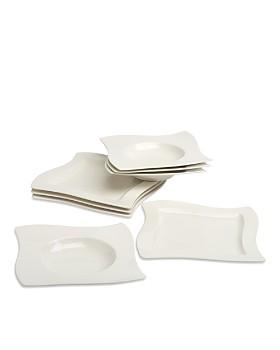 Villeroy & Boch - New Wave 8-Piece Dinnerware Set