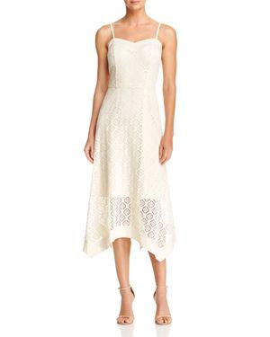 nanette Nanette Lepore Crochet Lace Dress