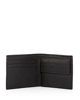 Cole Haan - Brayton Pebbled Leather Billfold Wallet