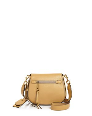 Marc Jacobs Recruit Nomad Small Leather Saddle Bag 2816418