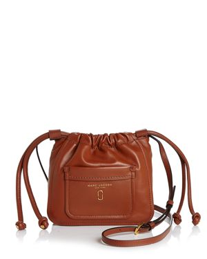 Marc Jacobs Tied Up Leather Crossbody 2657676