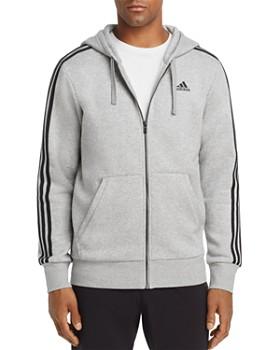 adidas Originals - ESS Fleece Zip Sweatshirt
