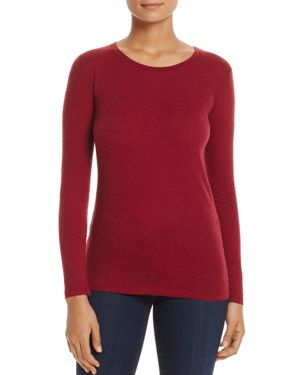 Majestic Filatures Cotton-Cashmere Crewneck Tee