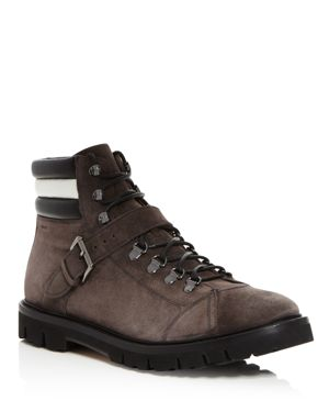 Bally Men's Champions Lace-Up Boots
