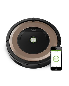 iRobot - Roomba 895 Wi-Fi Connected Vacuuming Robot