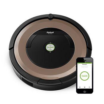 iRobot - Roomba 895 Wi-Fi Connected Vacuuming Robot