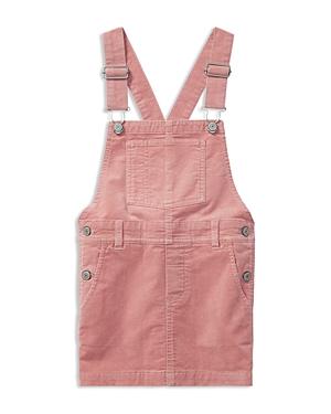 Ralph Lauren Childrenswear Girls Corduroy Skirted Overalls  Little Kid