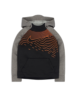 Nike Boys Drifit French Terry Hoodie  Little Kid