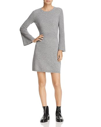 Theory - Bell-Sleeve Cashmere Dress - 100% Exclusive