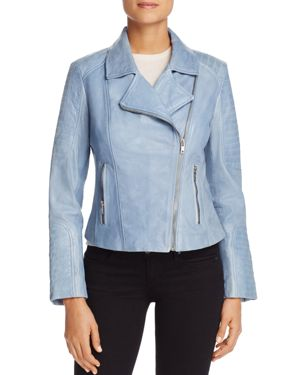 Bb Dakota Dominic Leather Jacket