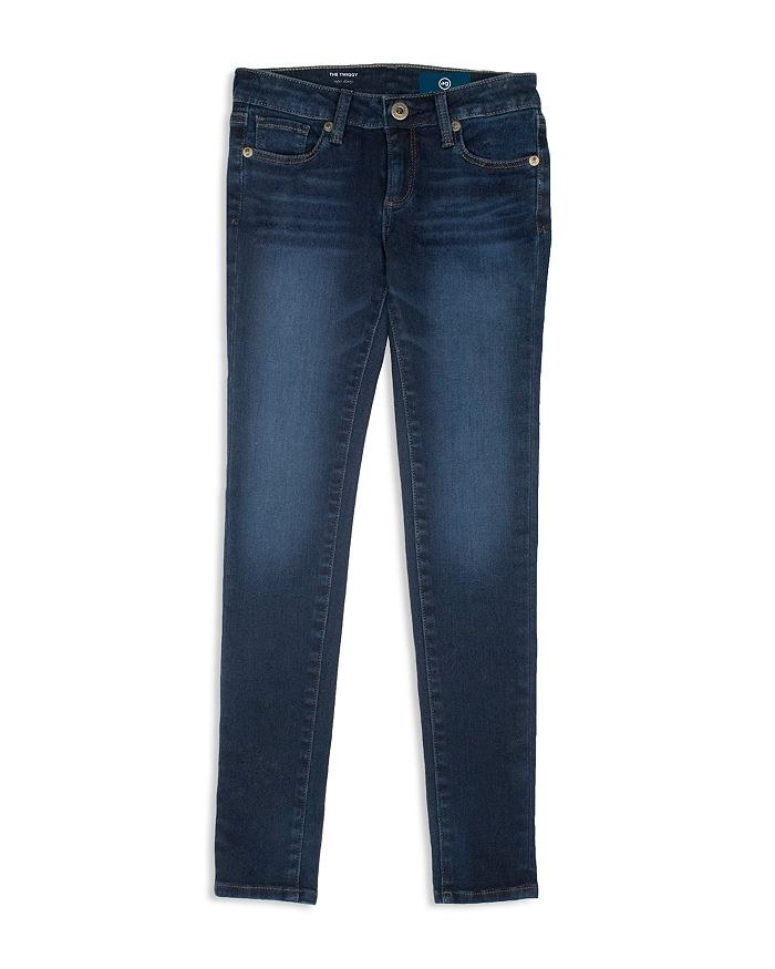 89a66ddf63f ag Adriano Goldschmied Kids Girls  The Twiggy Skinny Jeans - Big Kid ...