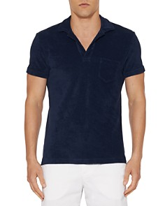 Orlebar Brown Terry Slim Fit Polo Shirt - Bloomingdale's_0