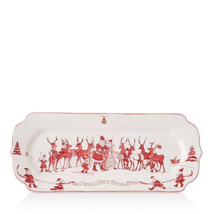 Juliska - Reindeer Hostess Tray