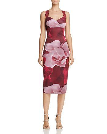 894d6390df83 Ted Baker Mallie Porcelain Rose Body-Con Dress - 100% Exclusive ...
