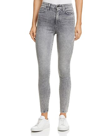 Joe's Jeans - The Charlie High-Rise Ankle Skinny Jeans in Jana