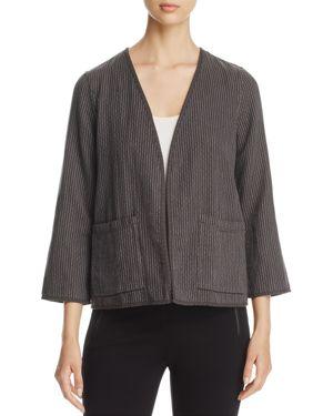Eileen Fisher Reversible Kimono Jacket