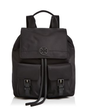 Tory Burch Quinn Nylon Backpack 2670654