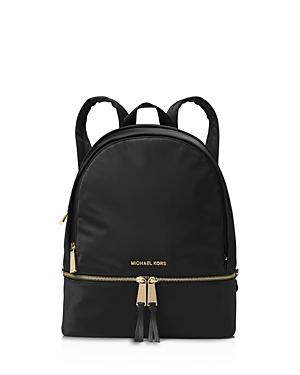 Michael Michael Kors Rhea Zip Large Nylon Backpack