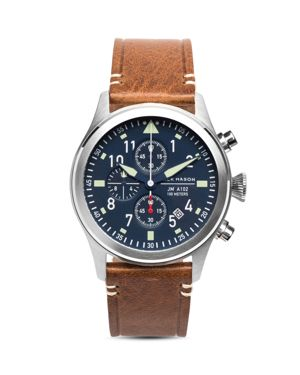 Jack Mason Aviator Chronograph Watch, 42 mm