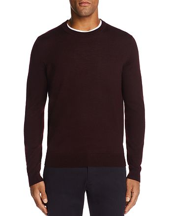 The Men's Store at Bloomingdale's - Merino Crewneck Sweater - 100% Exclusive