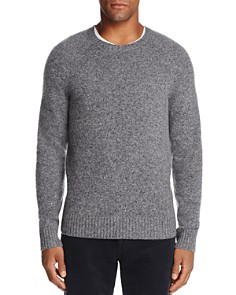 The Men's Store at Bloomingdale's - Crewneck Donegal Cashmere Sweater - 100% Exclusive