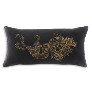 DwellStudio Jakarta Dragon Decorative Pillow