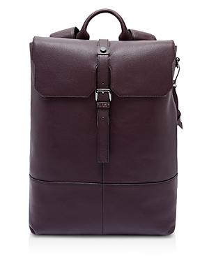 Ted Baker Mane Leather Backpack