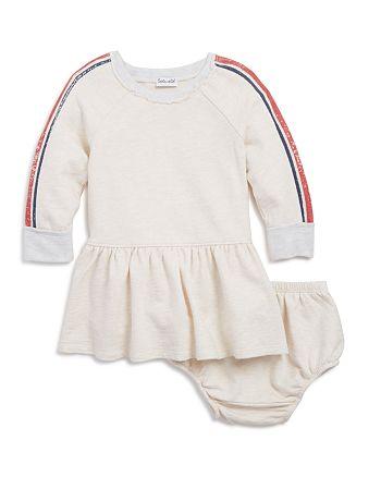 Splendid - Girls' Striped Dress & Bloomers Set - Baby